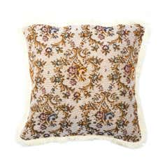 Fringe Tapestry Cushion Cover