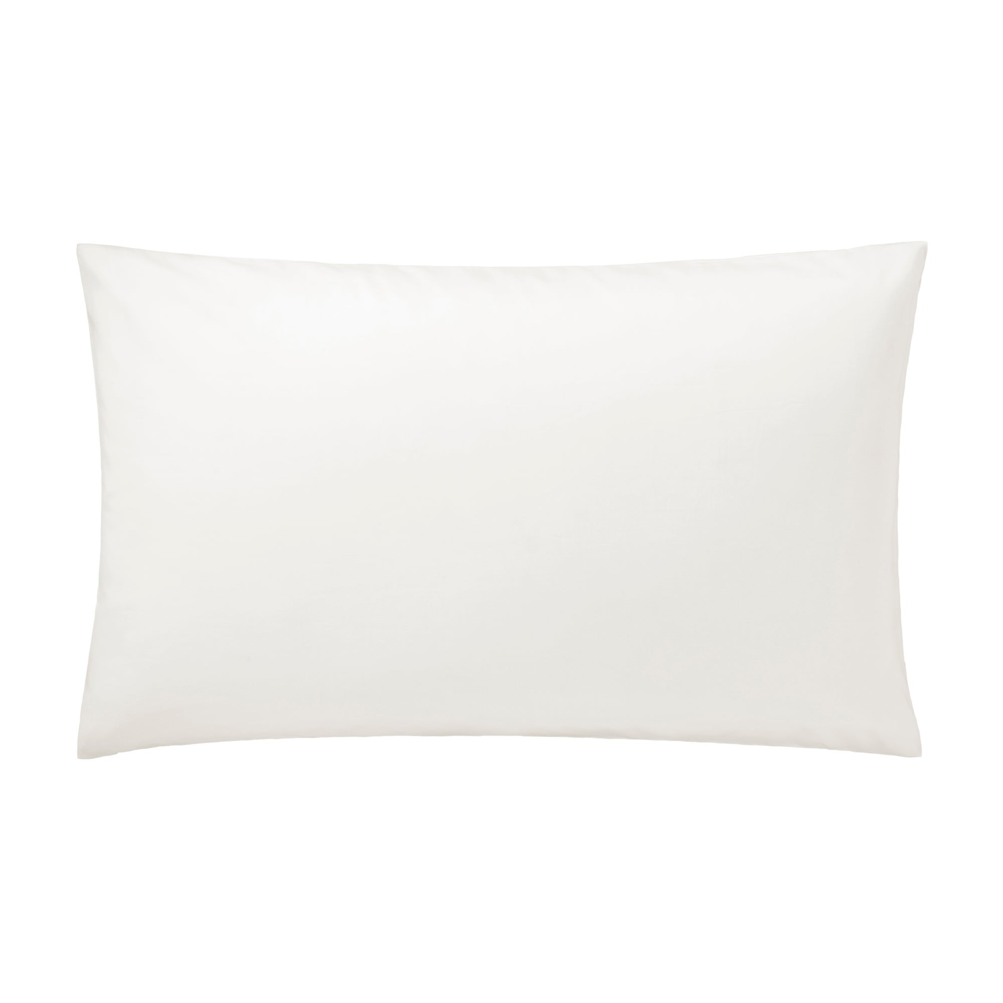 Cream Hotel Plain 300 Thread Count Collection Housewife Pillowcase