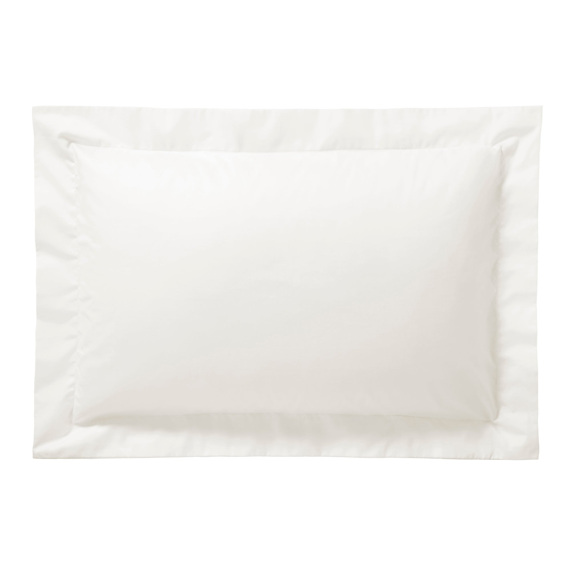 Cream Hotel Plain 300 Thread Count Collection Oxford Pillowcase