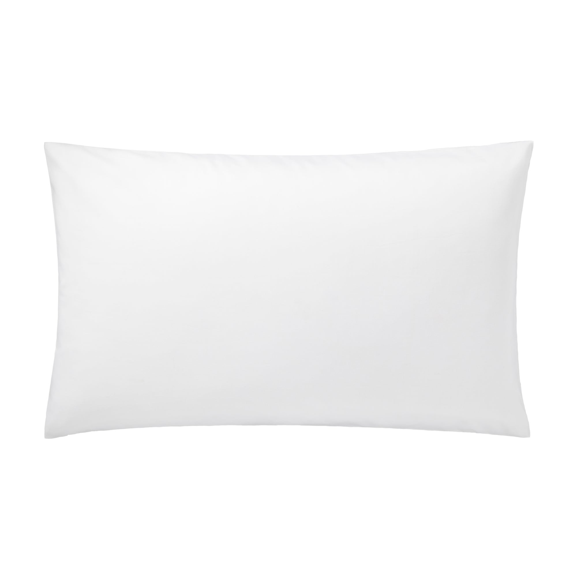 White Hotel Plain 300 Thread Count Collection Housewife Pillowcase