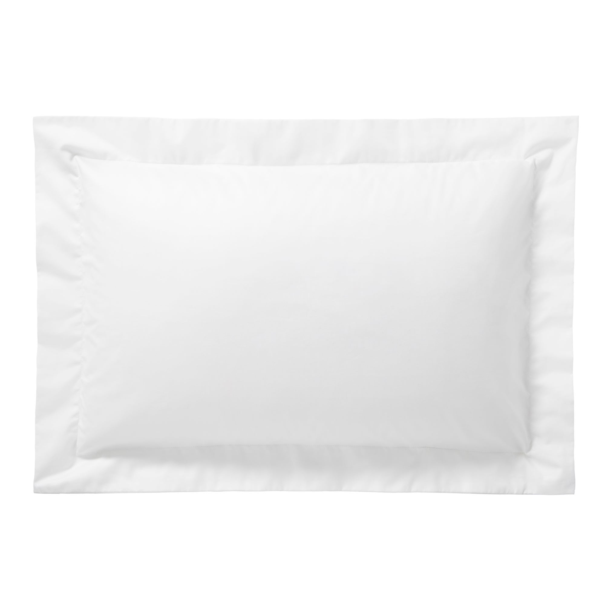 White Hotel Plain 300 Thread Count Collection Oxford Pillowcase