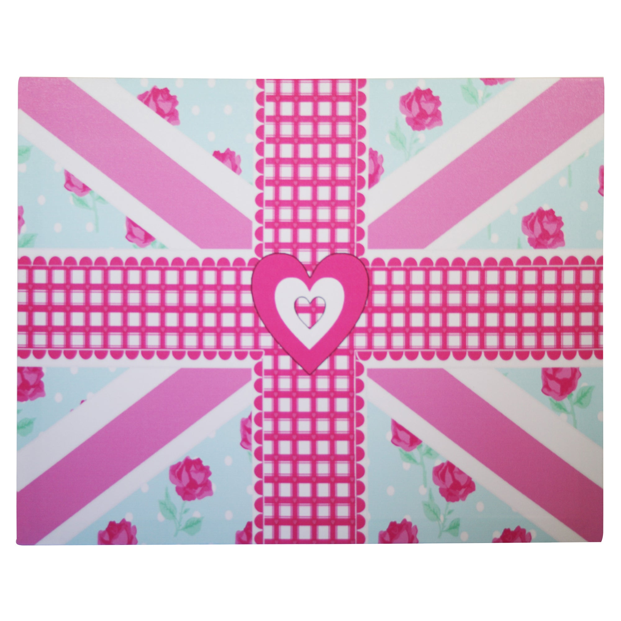 Kids Ditsy Union Jack Collection Canvas