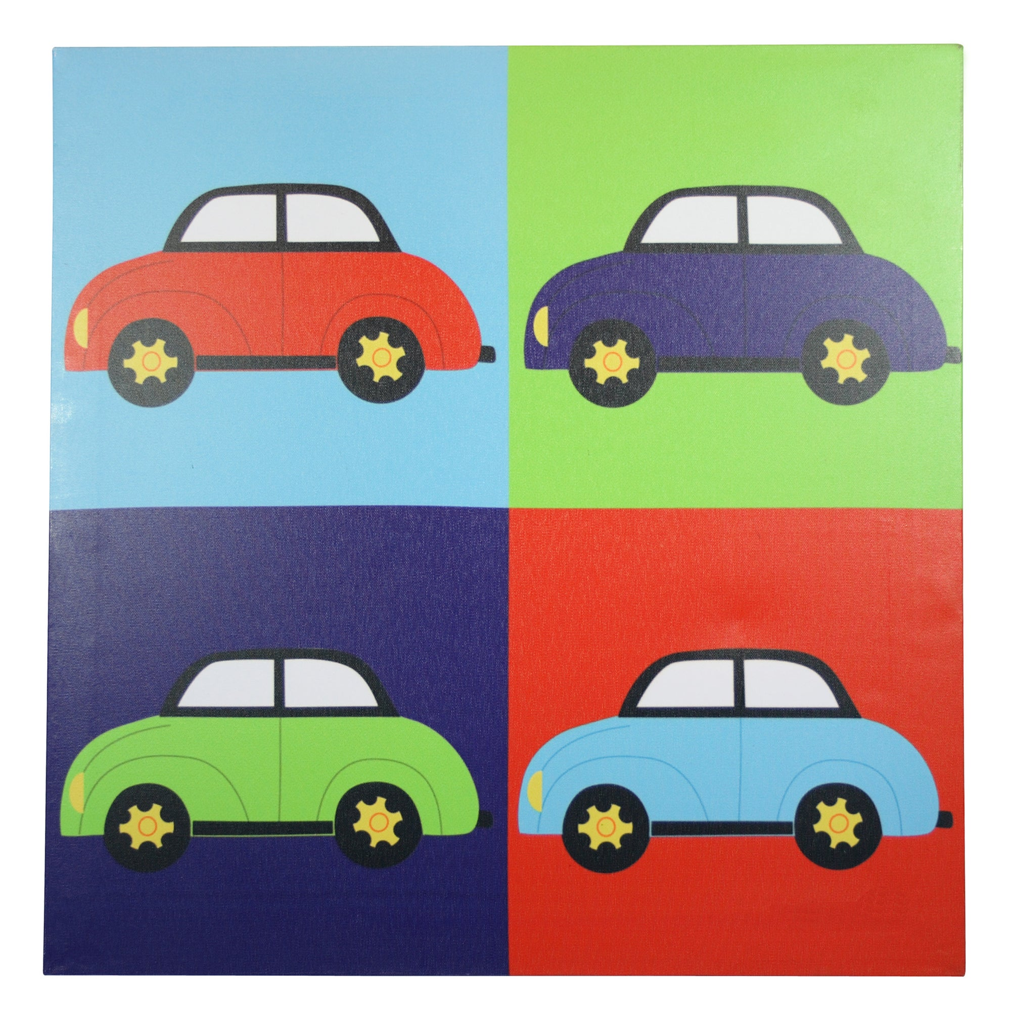 Kids Beep Collection Canvas