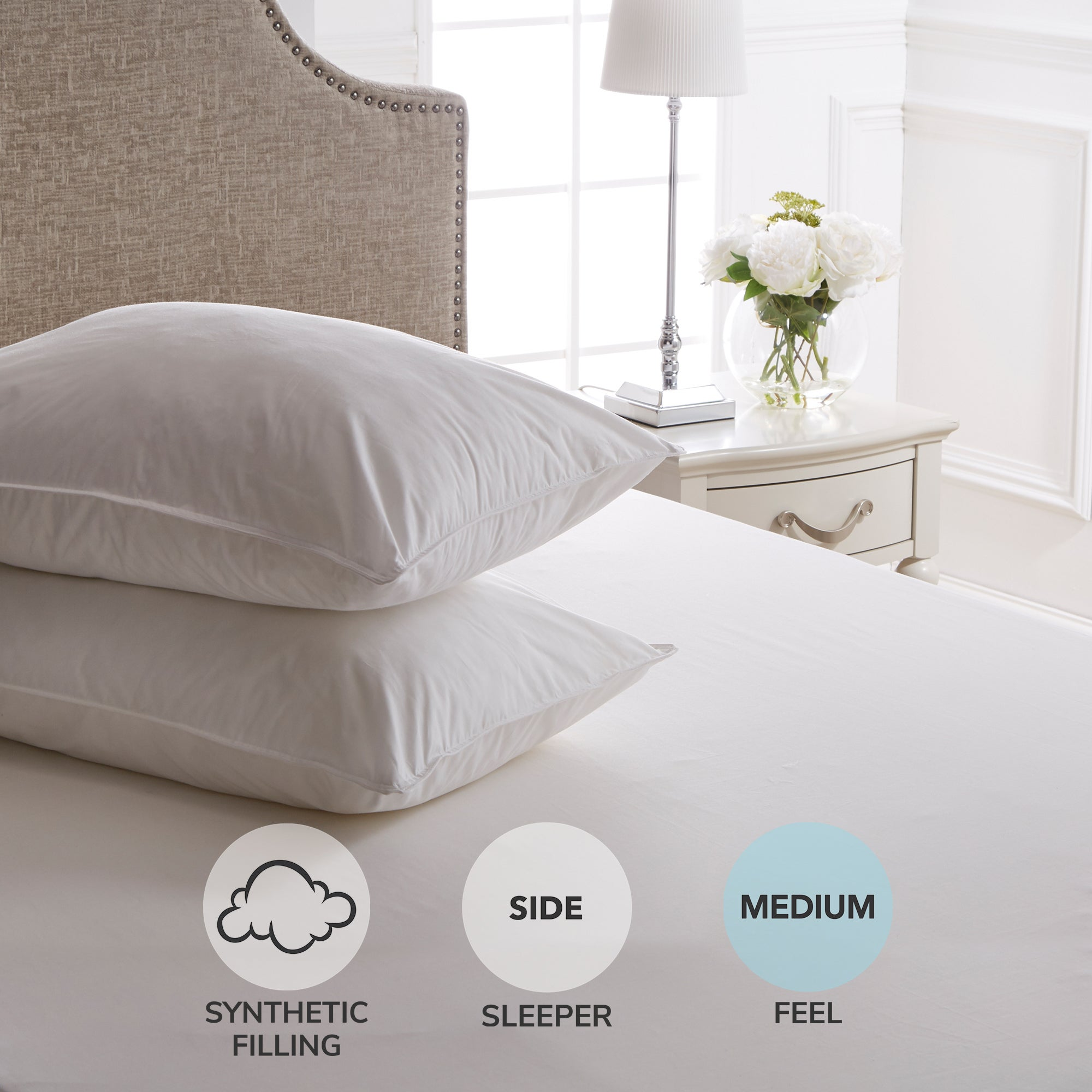 180 Thread Count Percale Bedlinen Collection