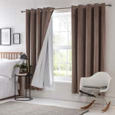 Thermal Eyelet Curtain Linings