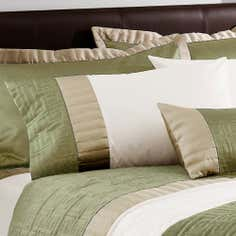 Green Athens Collection Housewife Pillowcase