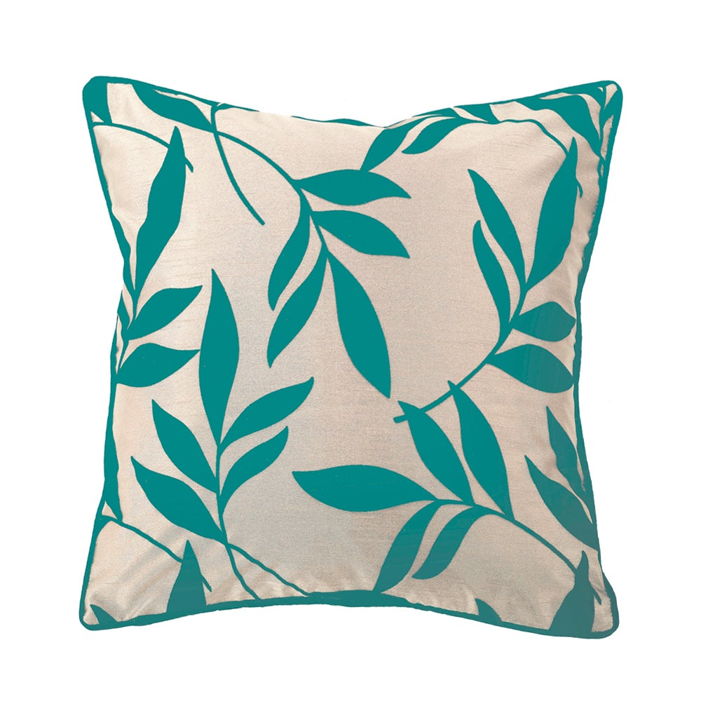 Duck Egg Delamere Collection Cushion