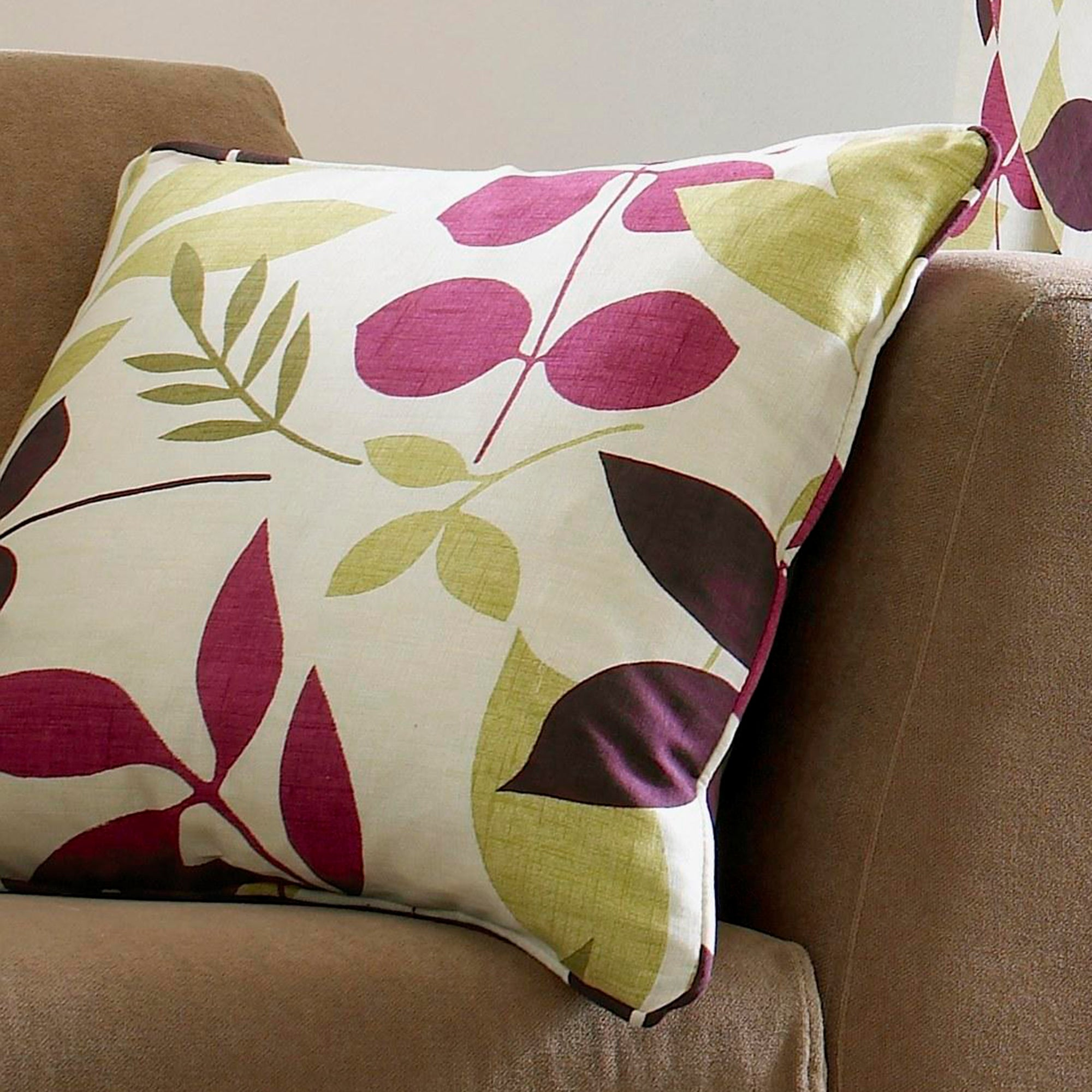 Plum Jakarta Collection Cushion