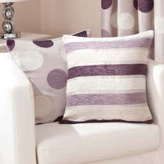 Mauve Luna Collection Cushion