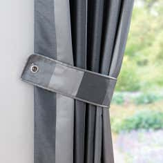 Pewter Monaco Collection Tiebacks