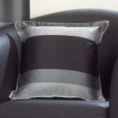 Black Newport Collection Cushion