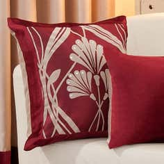 Wine Savoy Collection Cushion