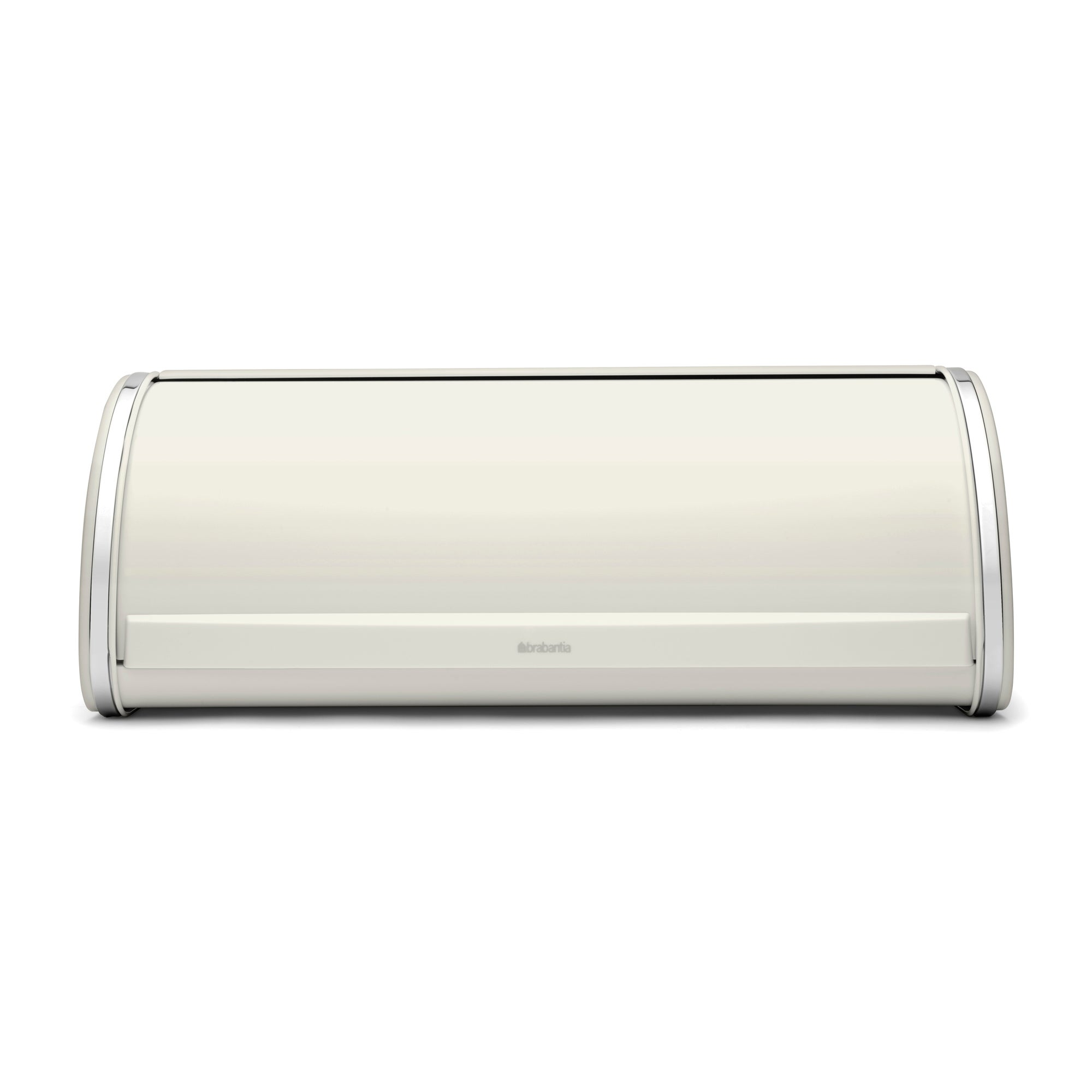 Brabantia White Roll Top Bread Bin