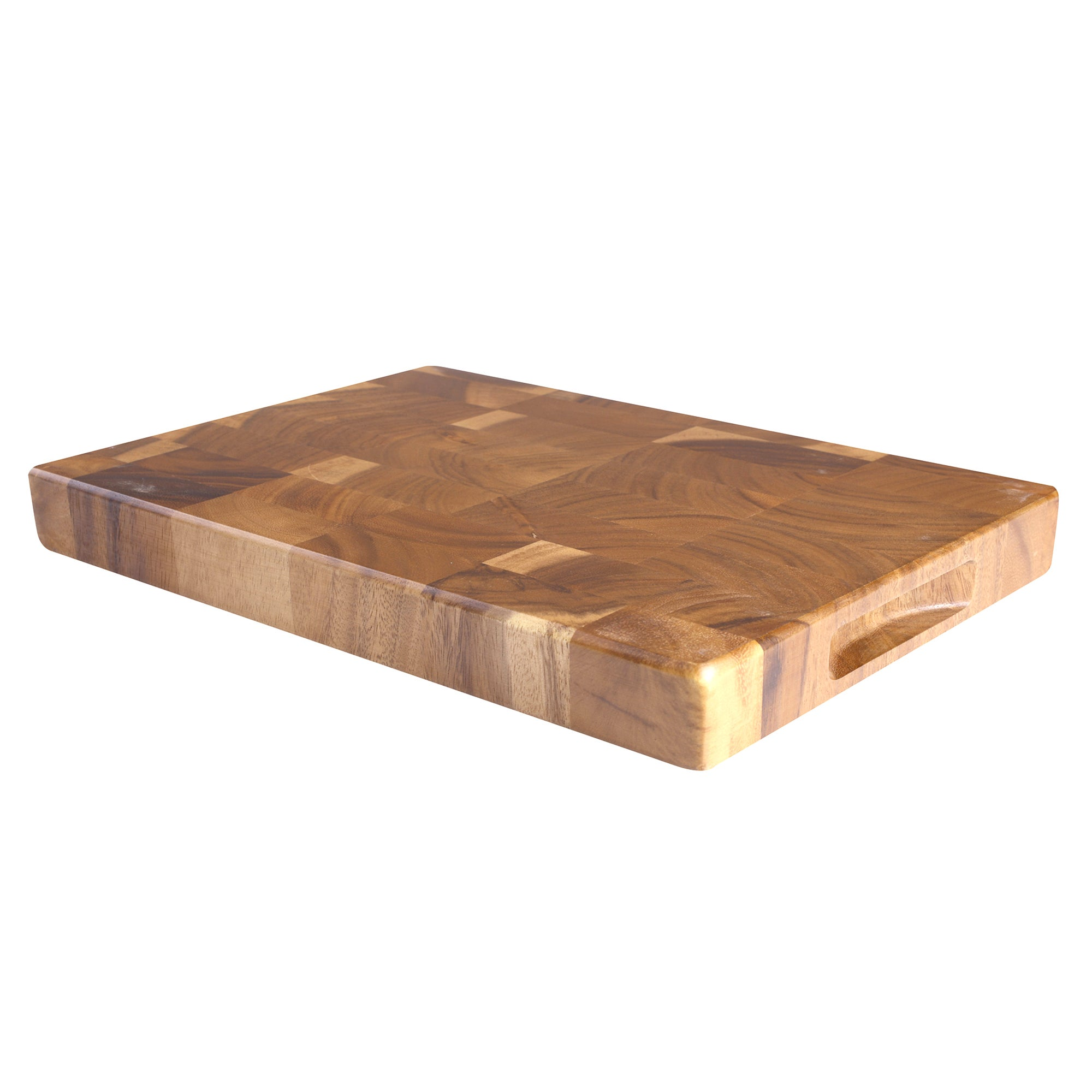 T & G Acacia End Grain Chopping Board