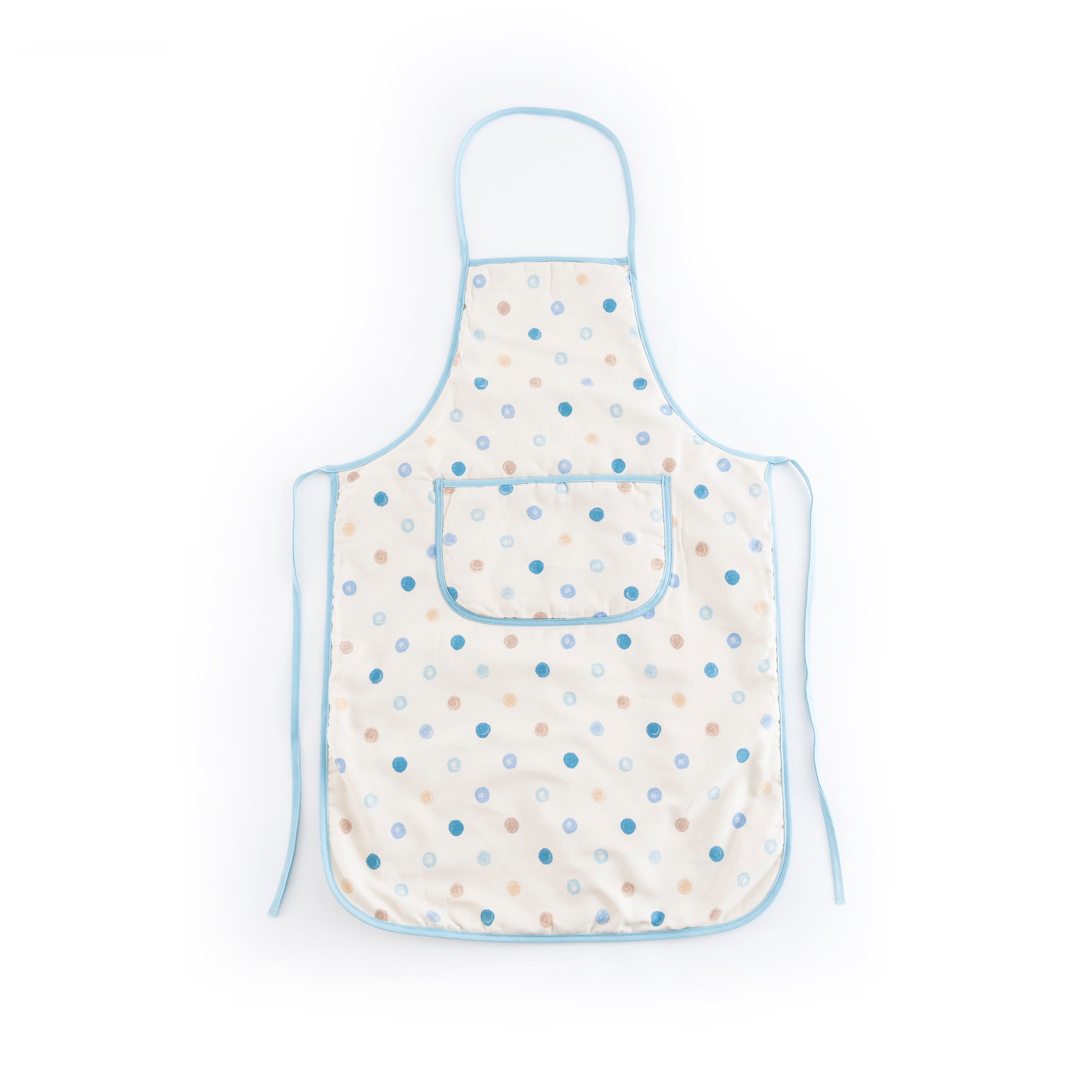 Blue Country Spots Collection Apron