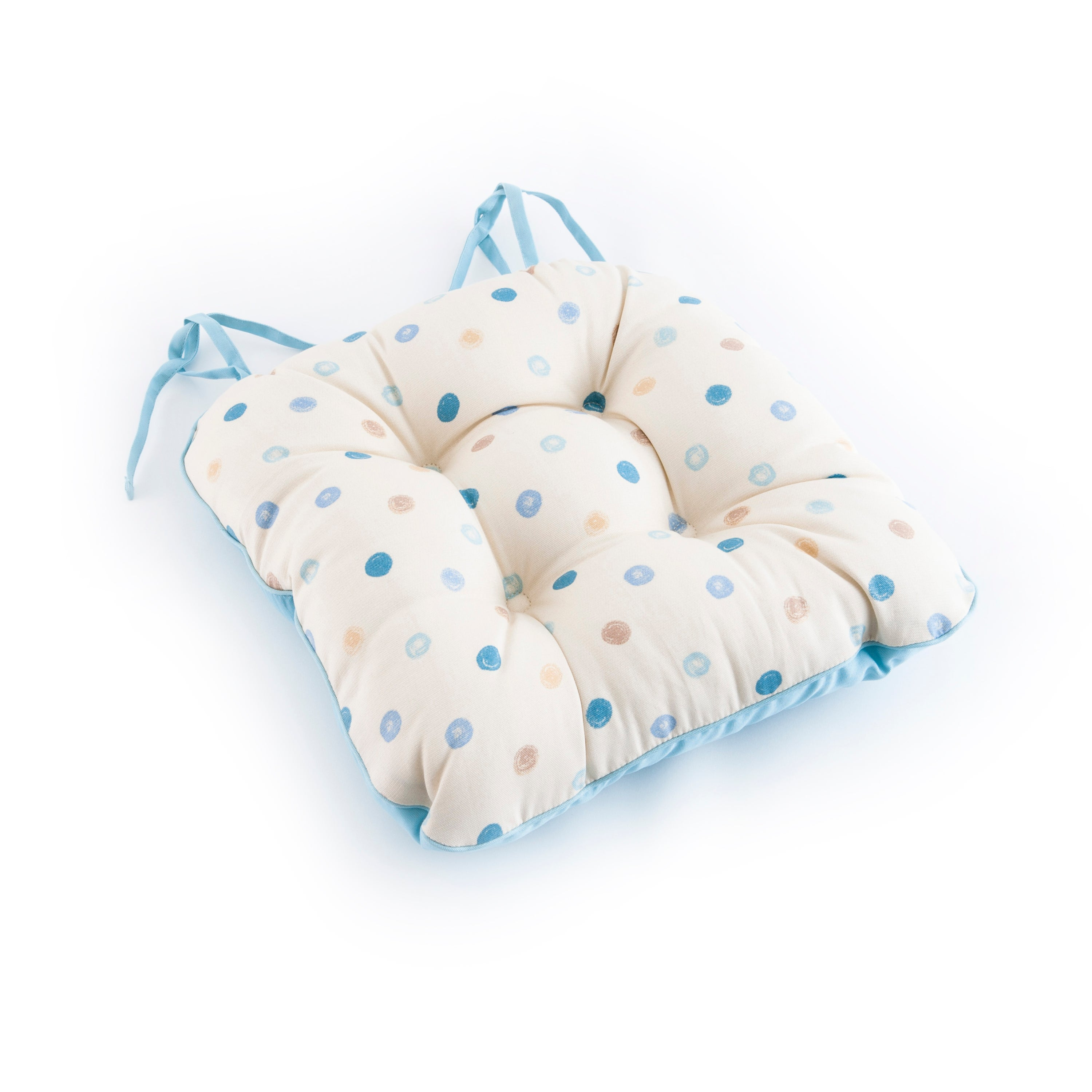 Blue Country Spots Collection Seat Pad