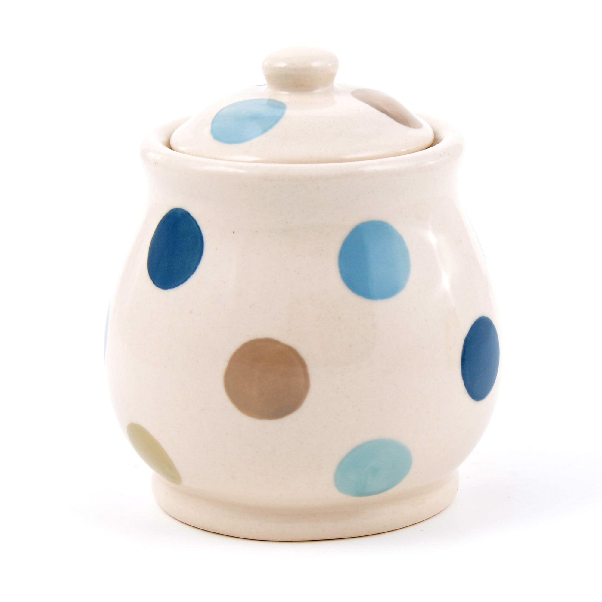 Blue Country Spot Collection Sugar Bowl