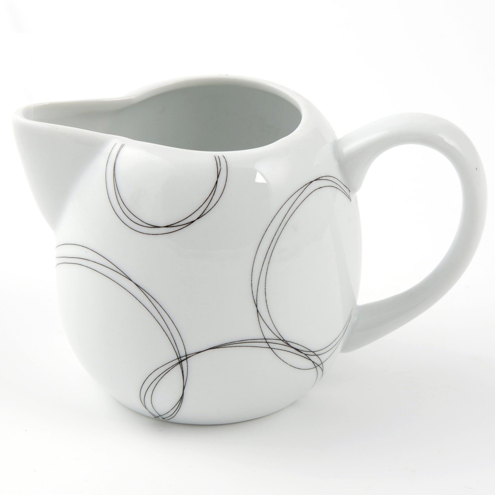 Ellipse Collection Creamer