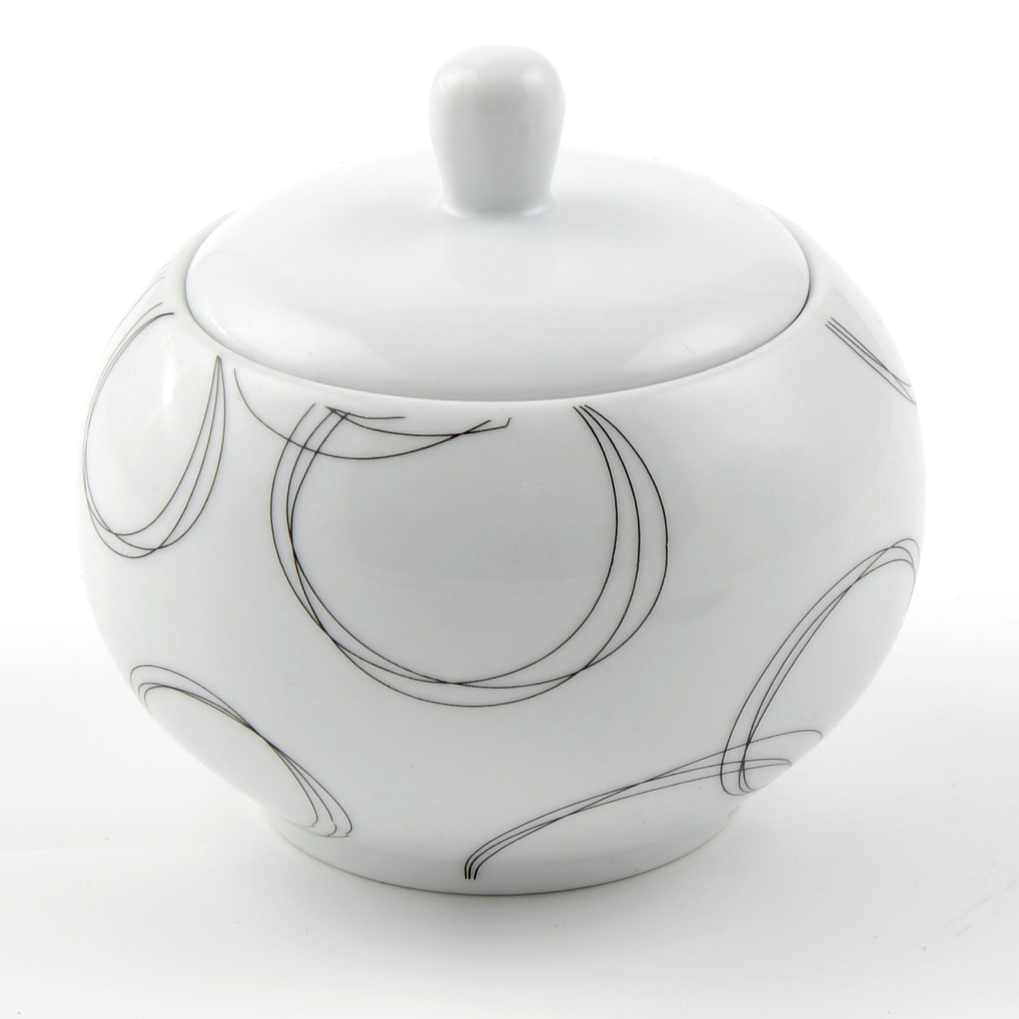 Ellipse Collection Sugar Bowl
