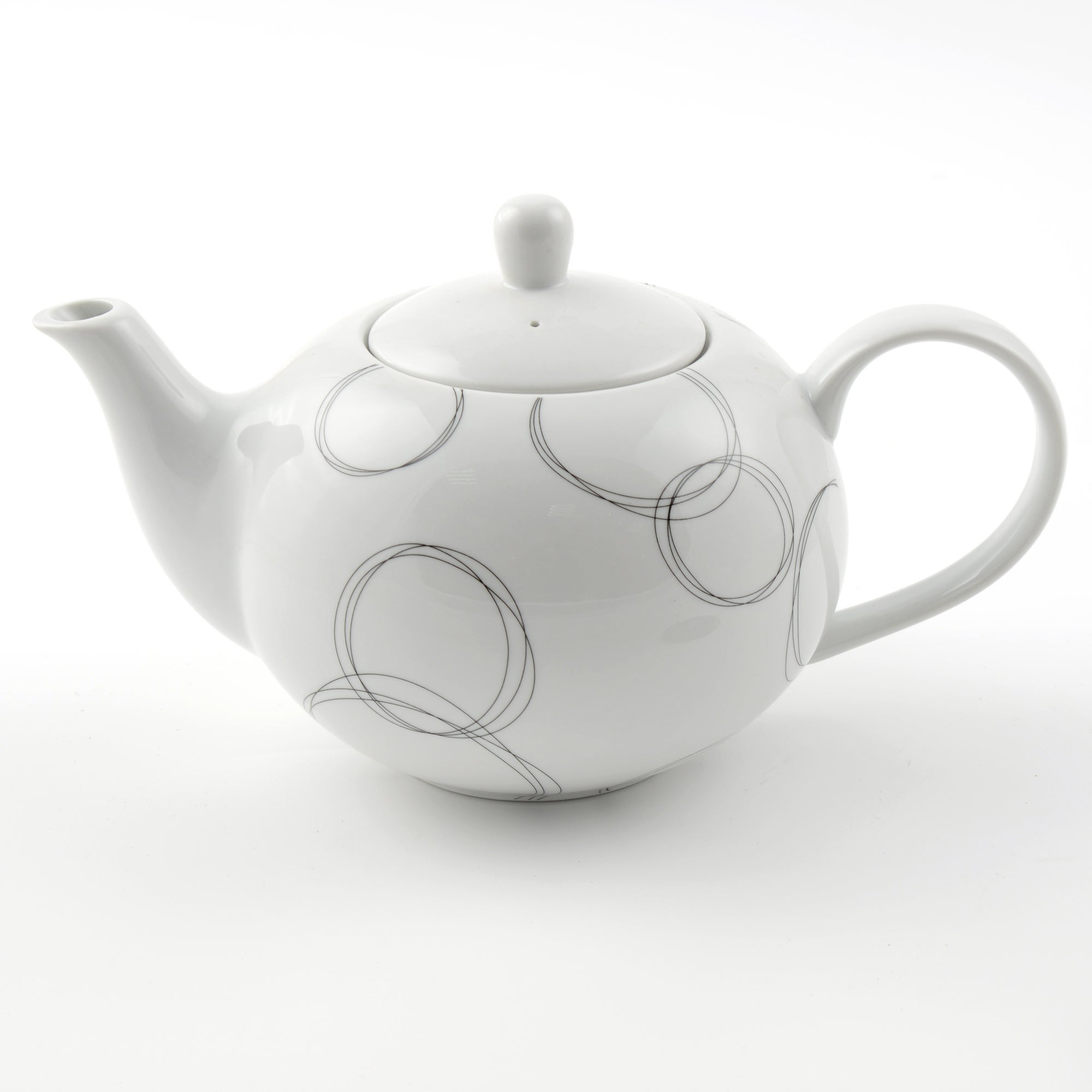 Ellipse Collection Tea Pot