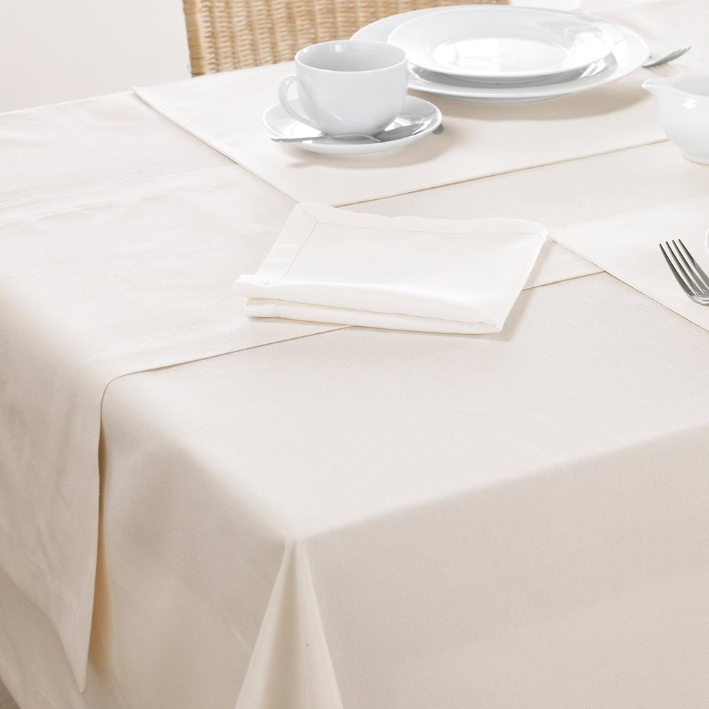 Cream Madeira Collection Table Runner