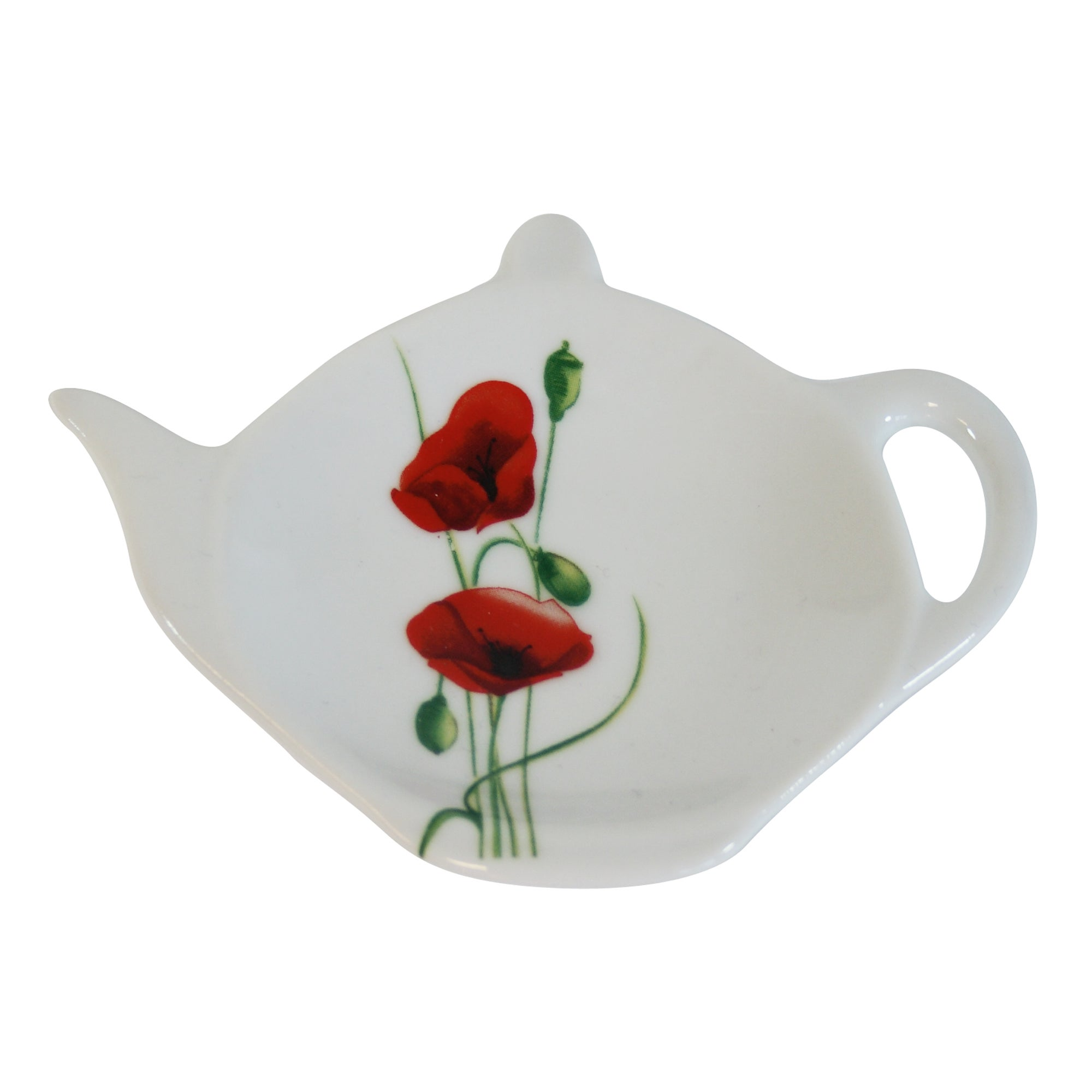 Poppy Collection Tea Bag Tidy