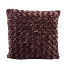 Swirl Fur Cushion