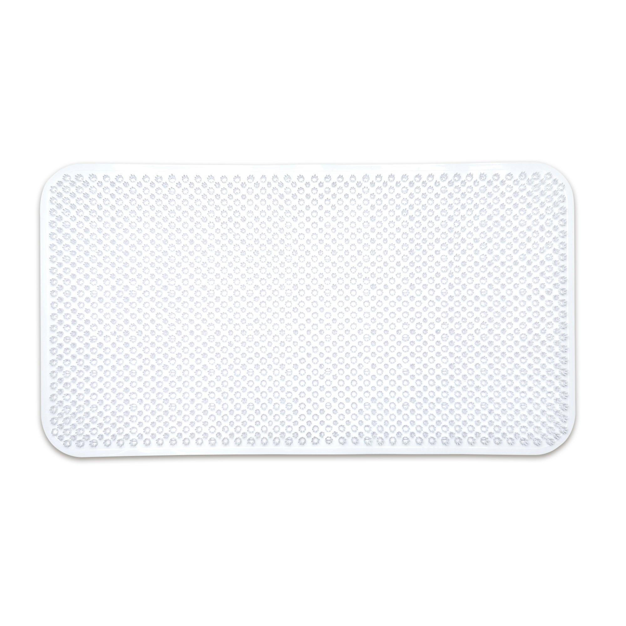 White Comfort Bath Mat