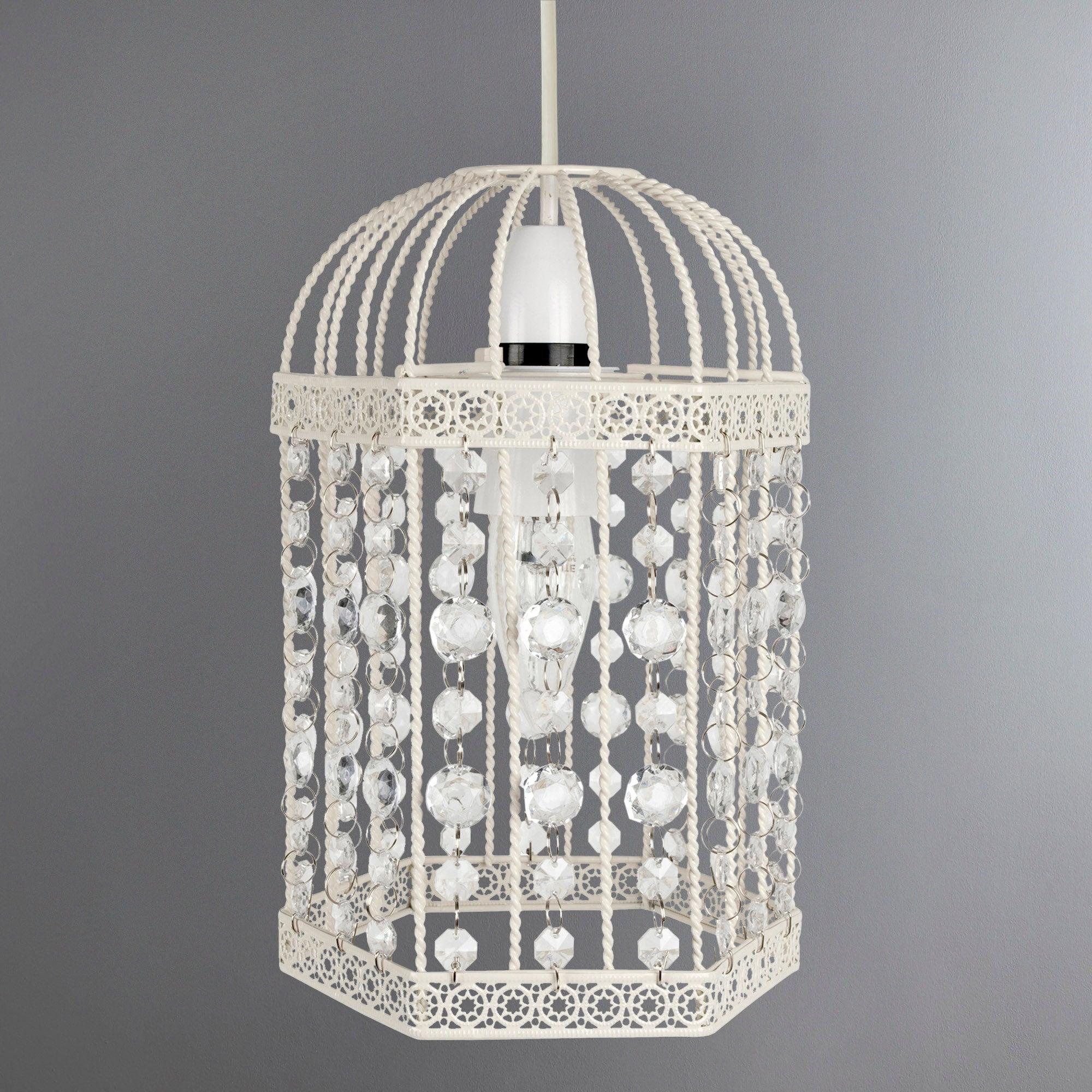 Birdcage Ceiling Pendant