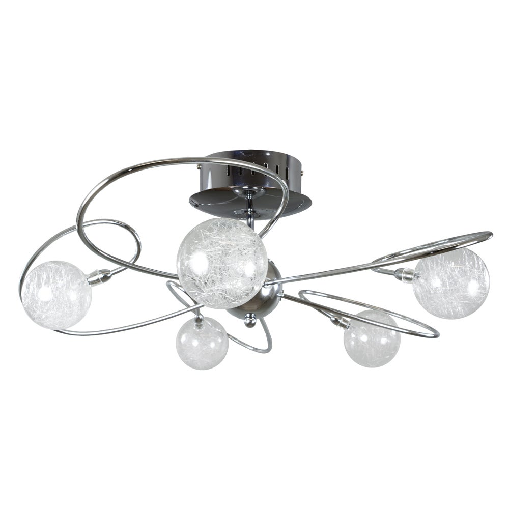 Magneto 5 Light Ceiling Fitting