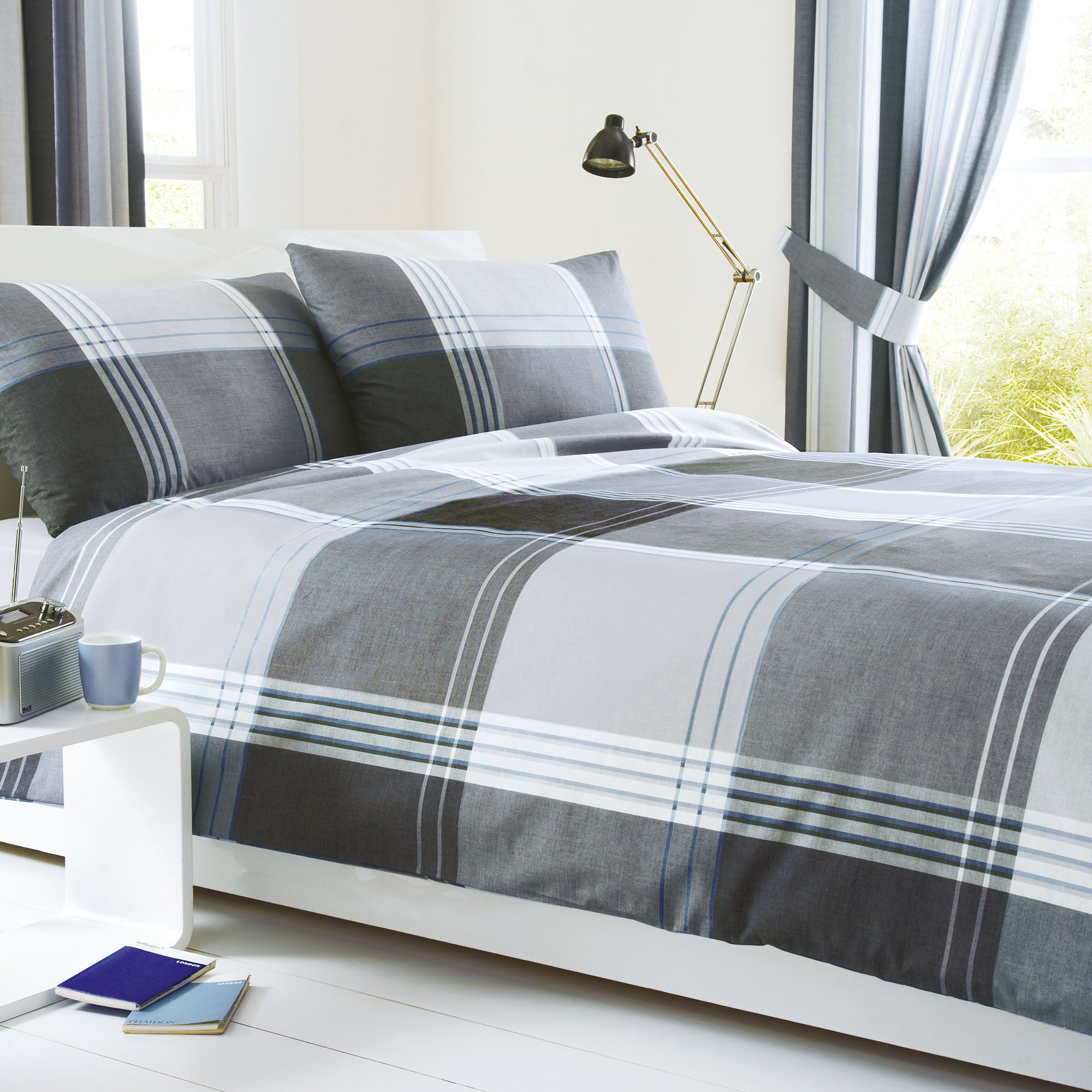 Blue Taylor Bedlinen Collection