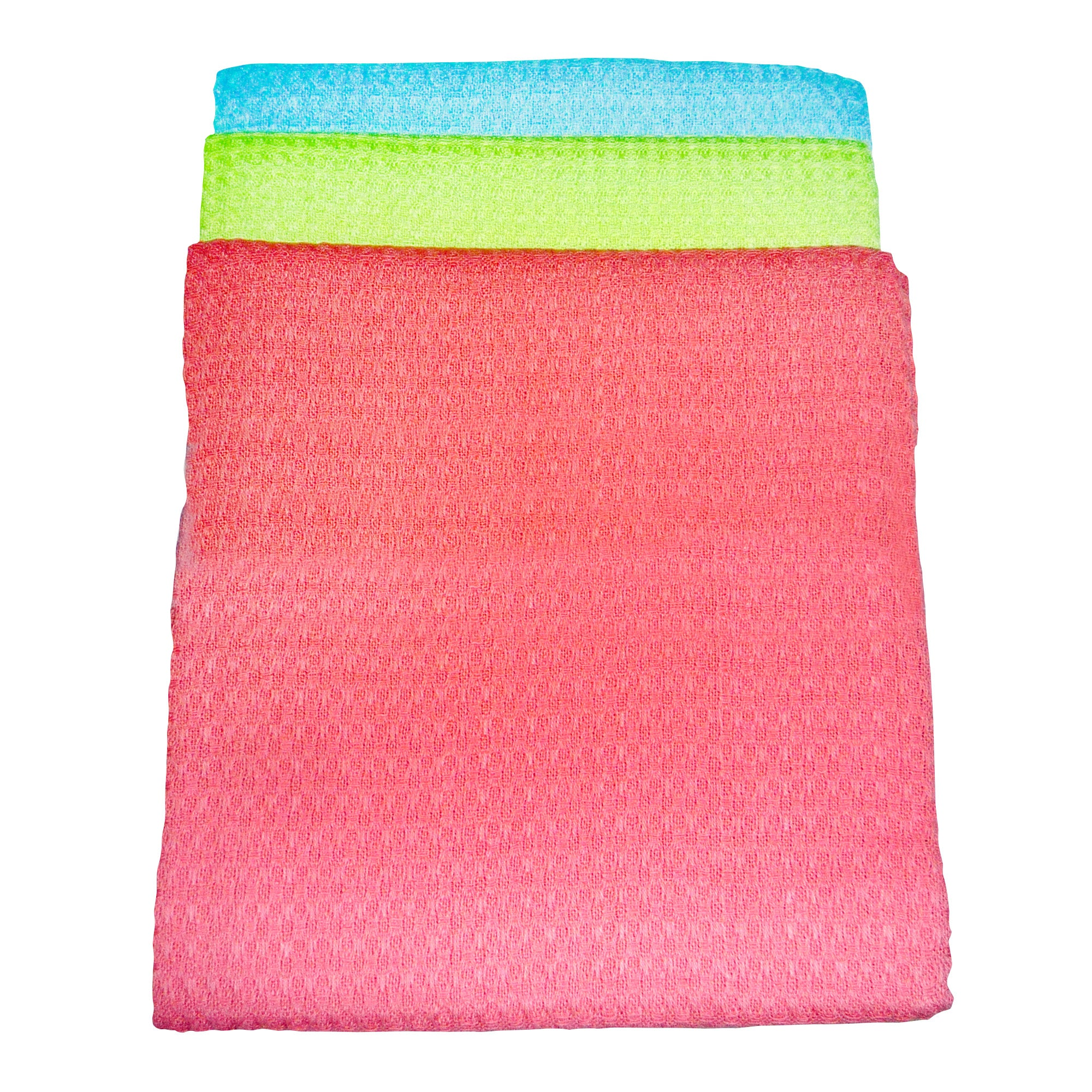 Pack of 3 Lollipop Waffle Tea Towels