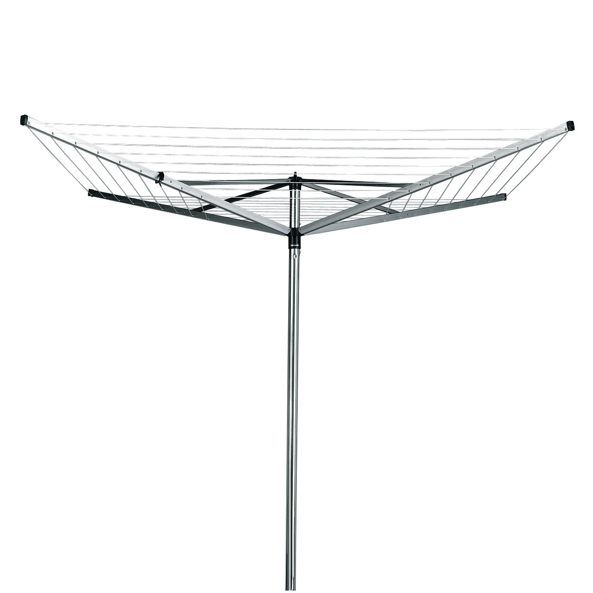 Brabantia 40m Compact Rotary Airer with Free Cover