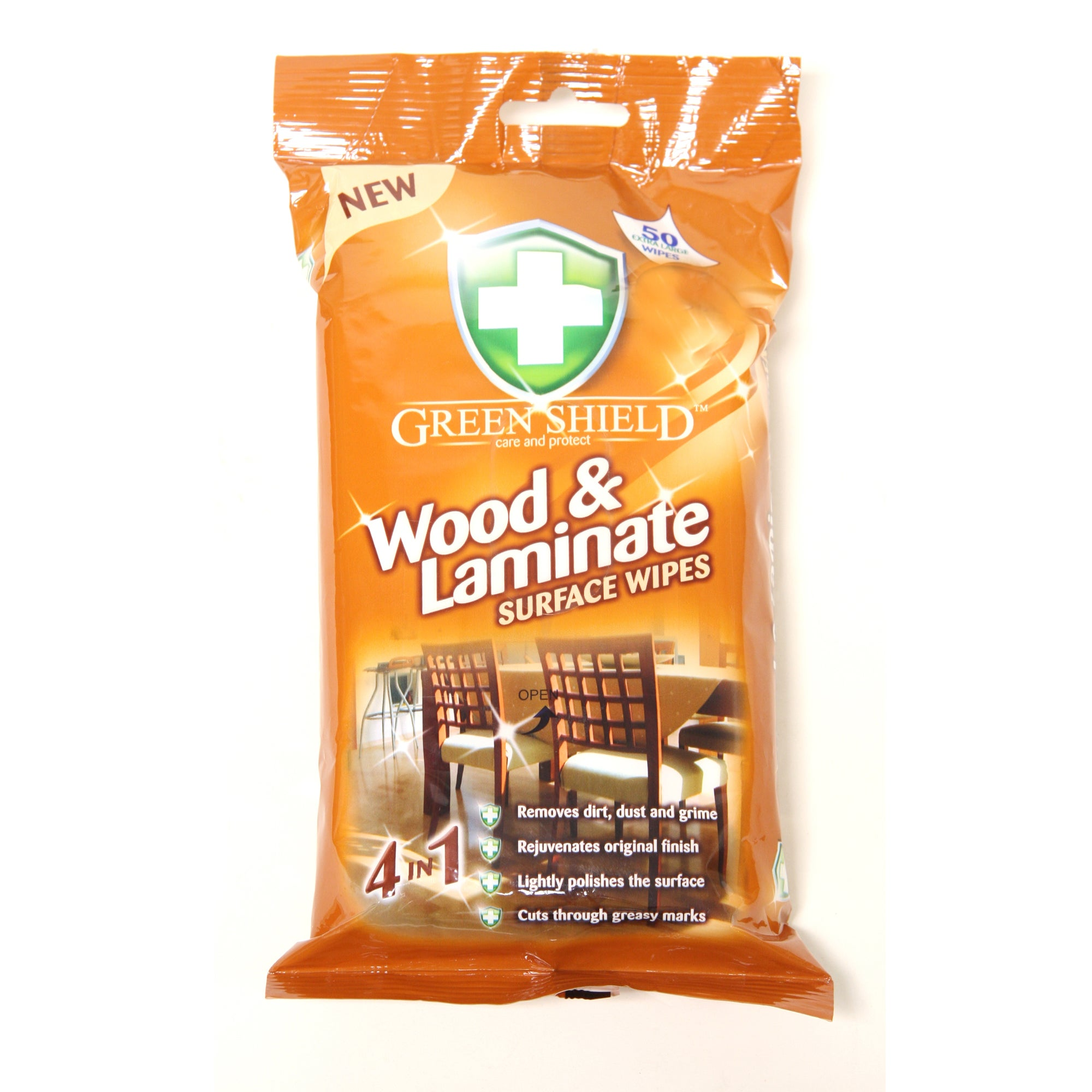Wood and Laminate Surface Wipes
