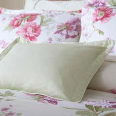 Dorma Green Blenheim Collection Boudoir Cushion Cover