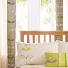 Green Naya Collection Curtains