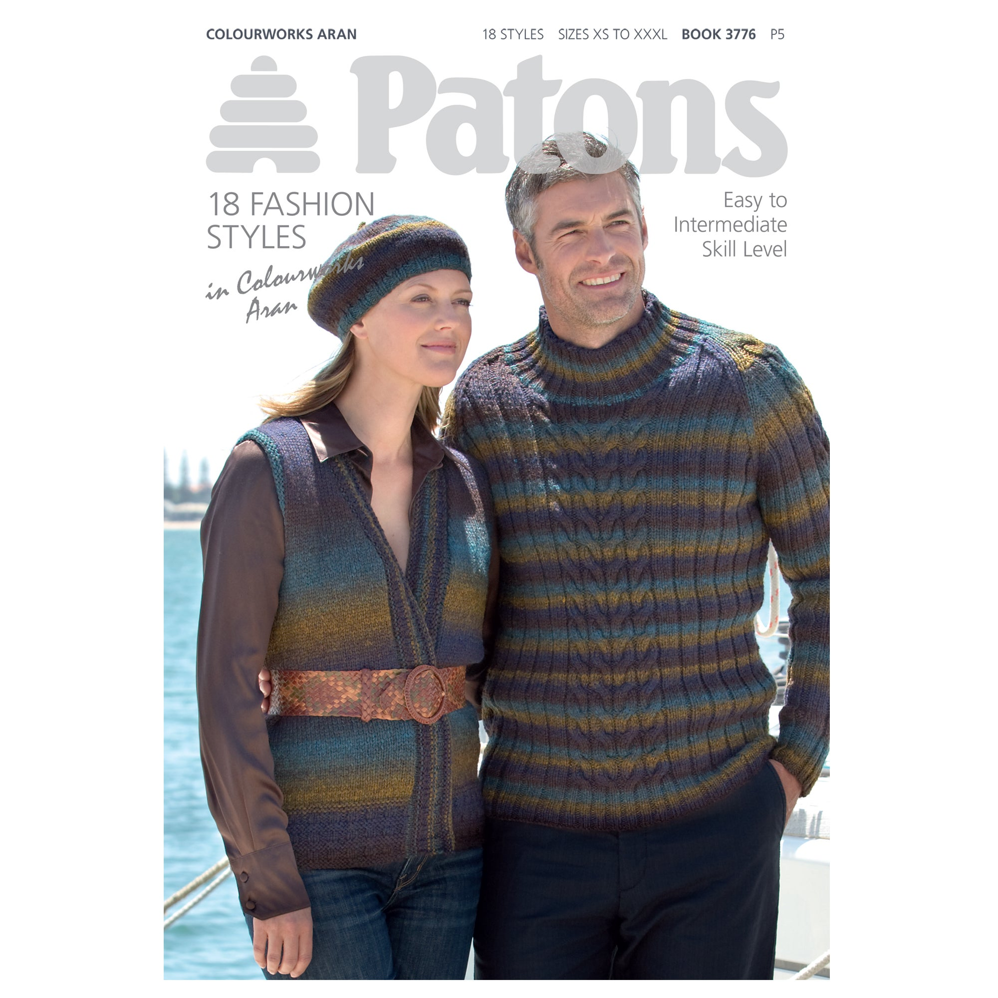 Patons Fashion Styles Knit Book