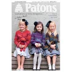 Patons Garments and Toys to Match Knit Book