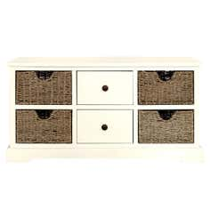 Cottage Ivory Coffee Table