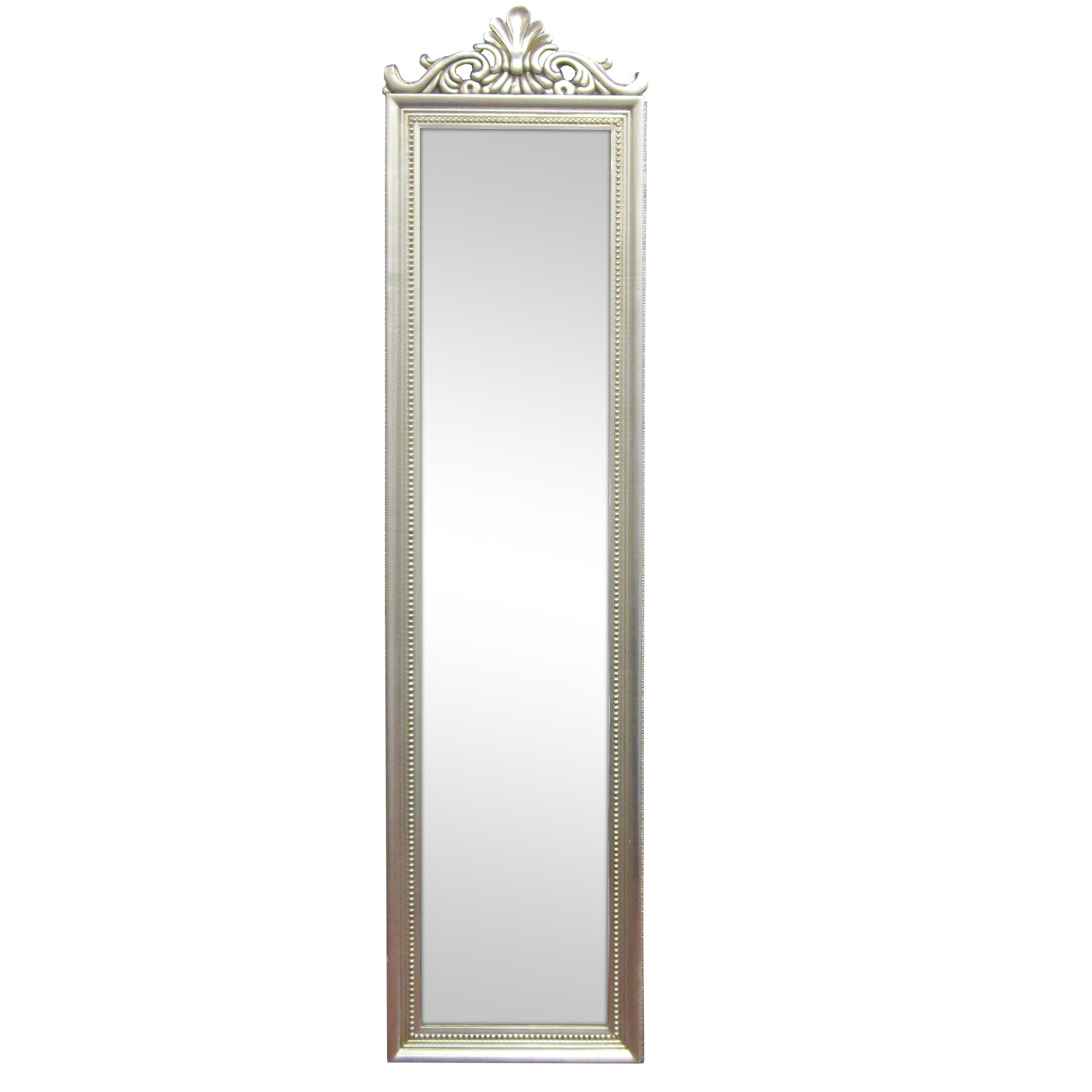 Ornate Cheval Full Length Mirror