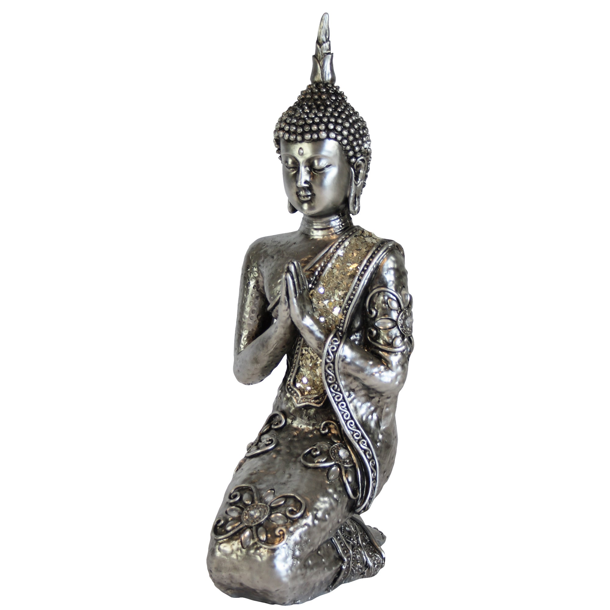 Black Ice Collection Buddha