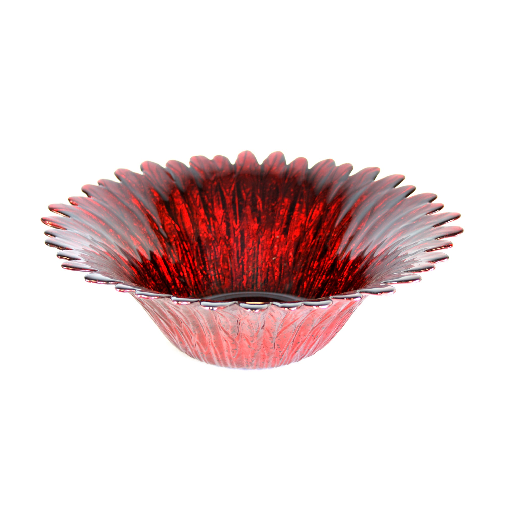 Ruby Classic Collection Glass Bowl