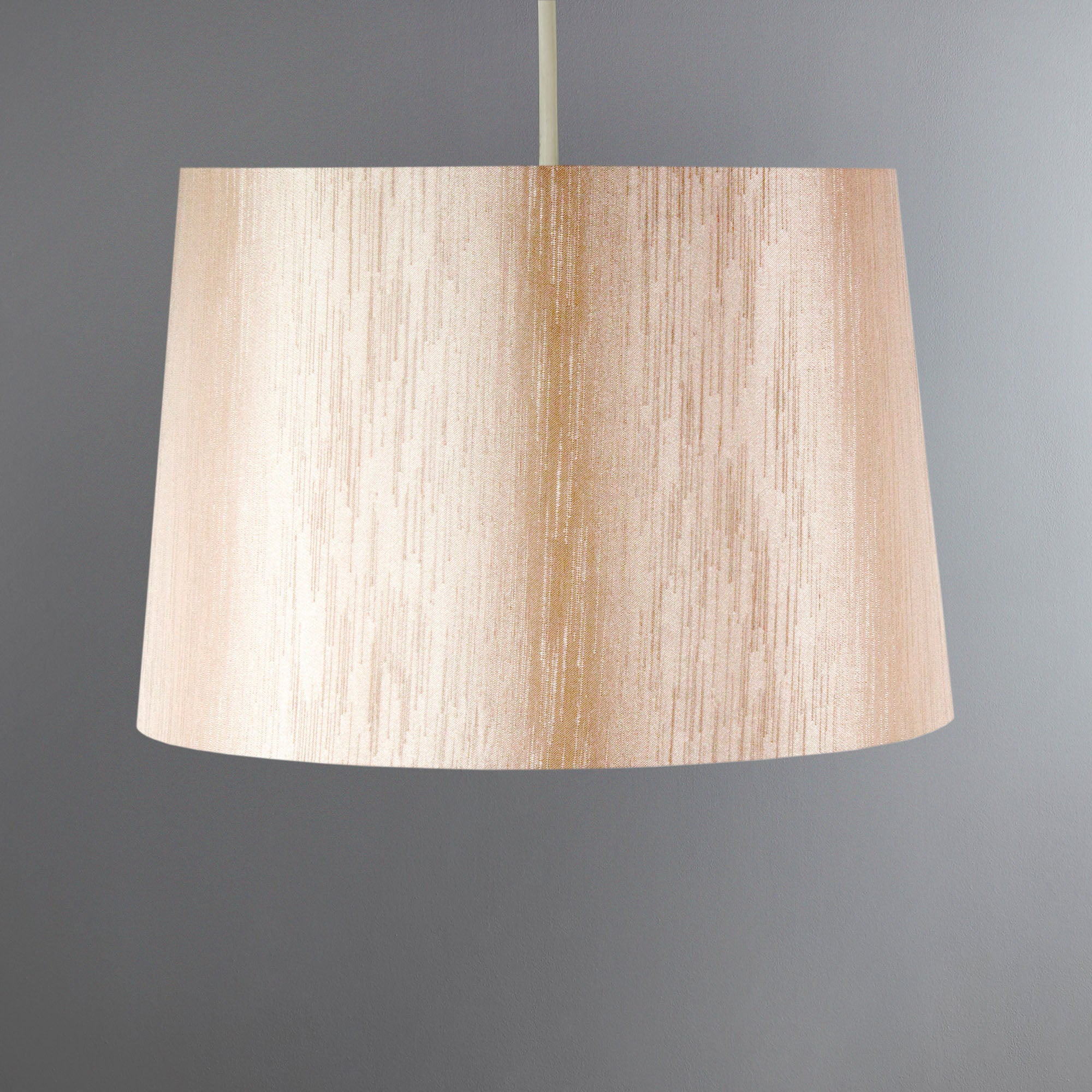 Lixing Silk Pendant Shade