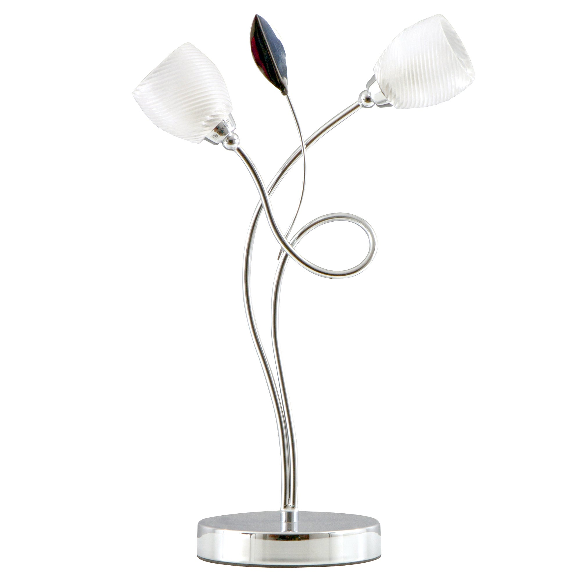 Swirl 2 Light Table Lamp