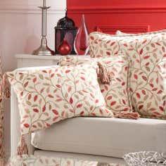 Heritage Terracotta Glava Collection Boudoir Cushion