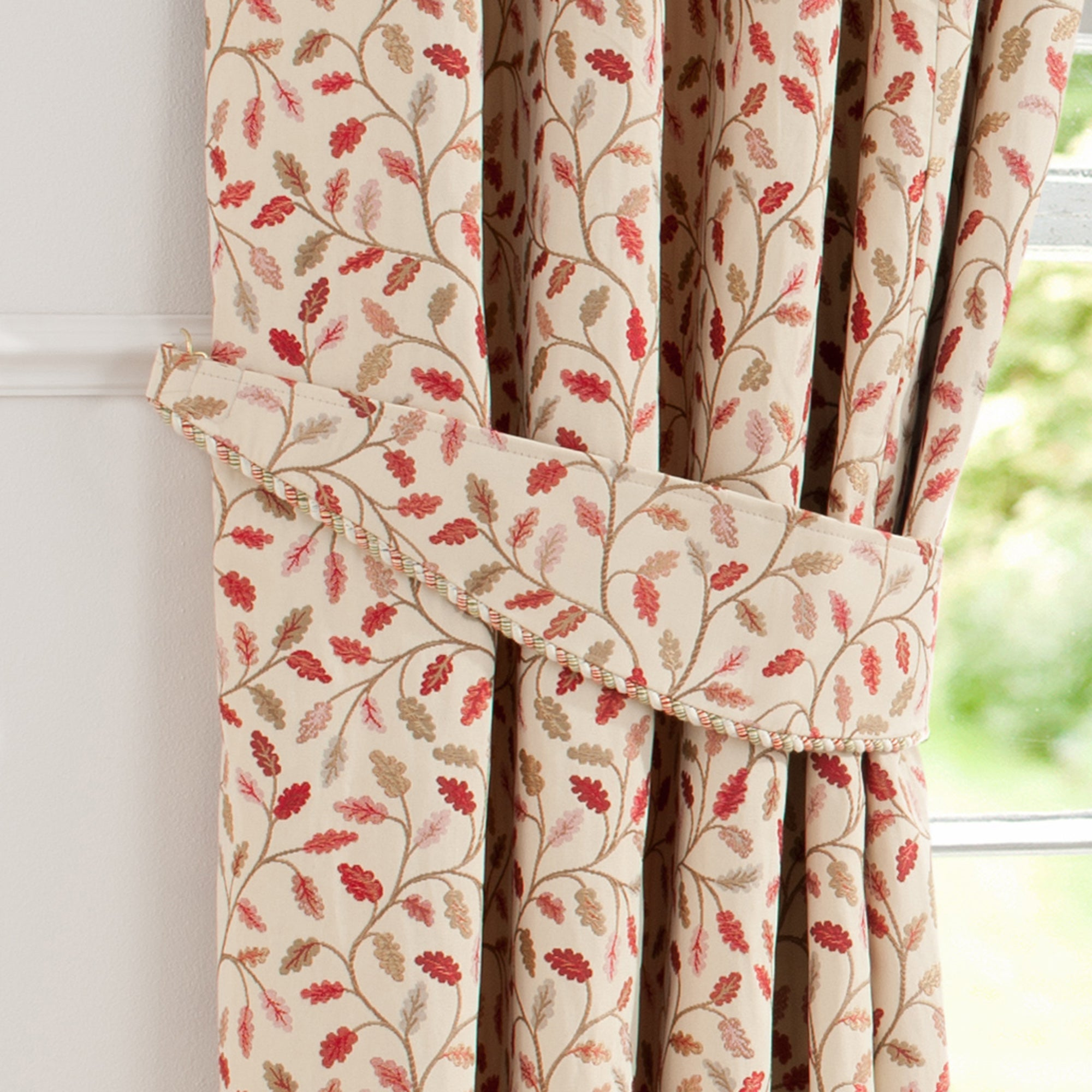 Heritage Terracotta Glava Collection Tiebacks