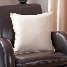 Gold Sorrento Collection Cushion