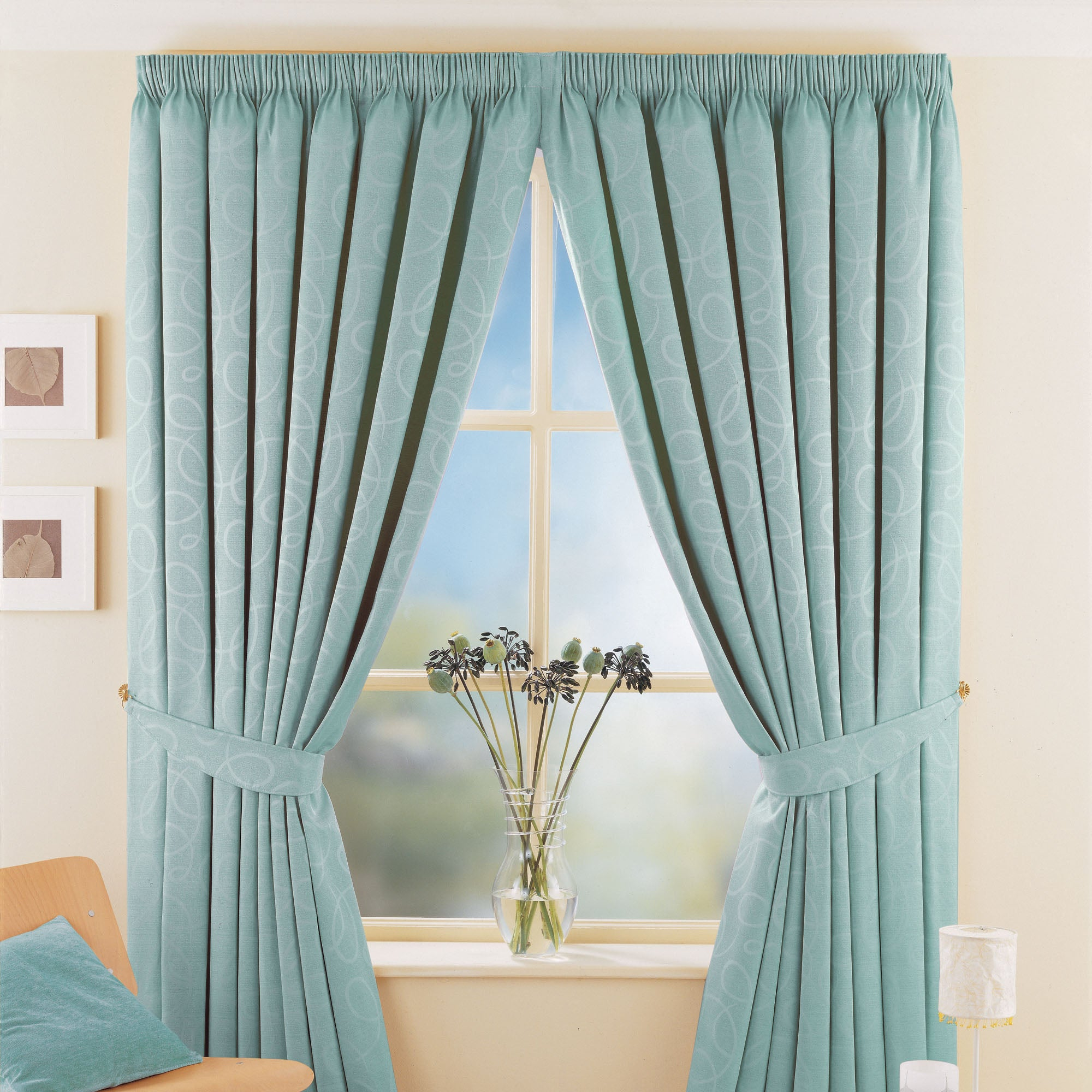 Best curtains prices in curtains blinds online for Space fabric dunelm