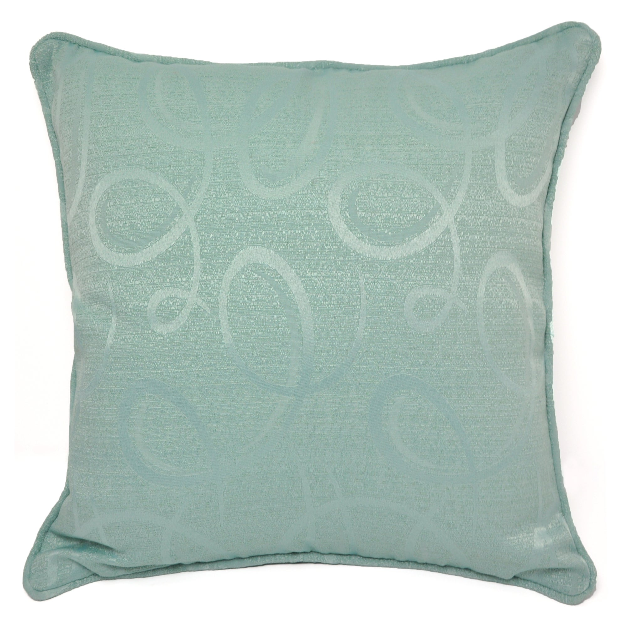Duck Egg Toledo Collection Cushion