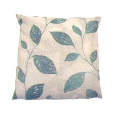 Teal Verona Cushion Cover